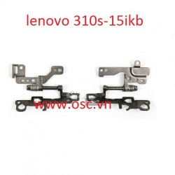 Bản lề Lenovo Ideapad 330S-15IKB Left and Right Side Screen Hinge Pair 180510