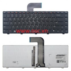 Thay bàn phím laptop  Dell Latitude 3330 US backlit Keyboard