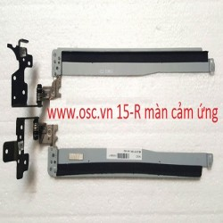 Thay bản lề laptop 15R 15-R hinges touch left Right