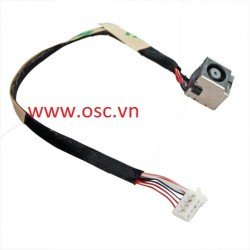 Jack nguồn DC laptop HP 4416S 4411S 4410S 4311S 4310S PJ108 DC Power Jack Cable Adapter