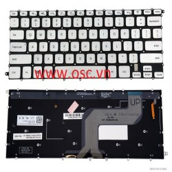 Thay bàn phím laptop Keyboard for Dell Inspiron 14 7000 series 14-7437 7437 - US 0T0MR1 0VK5RX