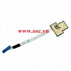 Nút mở nguồn laptop Power Button Board For Dell Inspiron N5050 M5040 N5040 3520 50.4IP04.204 DV15
