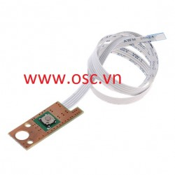 Nút click nguồn laptop Power Button Switch Board Cable Replacement Dell Inspiron 15 3542 3543 3878