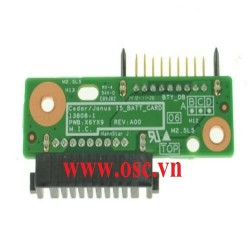 Vỉ kết nối Pin laptop DELL INSPIRON 15 3542 3543 3878 3442 3443 Battery connector circuit board