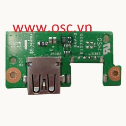 Vỉ usb laptop Asus X550J X550VC_IO BOARD USB w/ cable, used