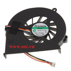 Quạt laptop Laptop CPU Cooling Fan For HP CQ58 CQ57 G58 G57 2000 Replacement
