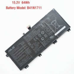 Pin laptop B41N1711 Battery For ASUS GL503VD GL503VM GL703VD GL703VM FX503VM ZX63V
