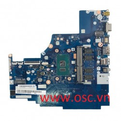 Main laptop NM-A752 motherboard For Lenovo 310-15ISK 510-15ISK mainboard 4GB RAM DDR4 i3 i5 i7