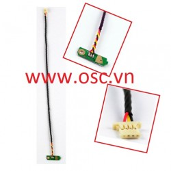 Vỉ click nguồn laptop Power Switch Button Cable for DELL Studio 1555 1557 1558 DD0FM8PB000