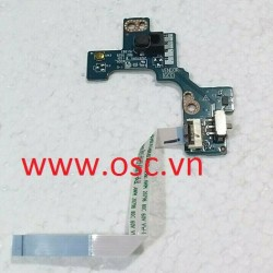 Vỉ click mở nguồn laptop Dell Latitude E6410 Power Button Board Cable WiFi WLAN LS-5471-P