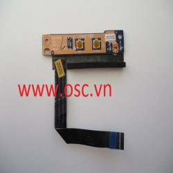 Vỉ mở nguồn laptop LENOVO G570 G575 Power Button Board w/ Cable LS-6753P PIWG1