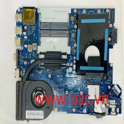 Main laptop NM-A241 04X5624 AMD Motherboard for Lenovo ThinkPad E555, A6-7000, INTEGRATED