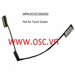 Cáp màn hình laptop LVDS LCD Display Screen Cable For Lenovo ThinkPad T440 T450 T460