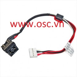 Rắc nguồn laptop DC Power Jack w Cable For DELL INSPIRON 15R 3521 3531 5537 M531R 5535 3537