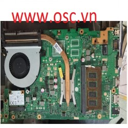 MAIN ASUS X302U X302UA UJ CPU i5 _6200U Ram on 4G Motherboard CPU i3 I5 6200U CPU GM 4G  Rev 2.0