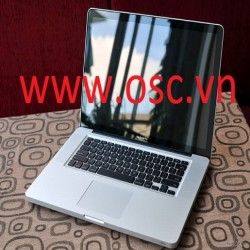 Thay vỏ laptop Apple MacBook Pro A1286 Unibody MC373 MD322 MC721 Conver Case A B C D