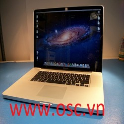 Thay vỏ laptop Apple  Apple MacBook Pro A1297 Conver Case A B C D