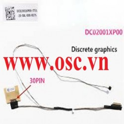 Cáp màn hình Laptop LCD LED LVDS flex CABLE For LENOVO IDEAPAD 305-14IBD 305-14 DC02001XP00