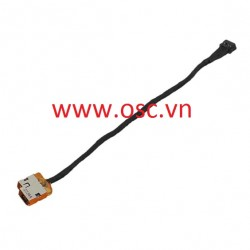 Rắc nguồn laptop DC Power Jack Cable for HP 250G3 14-D 15-D 15-R 15-G 15-H 250 G3
