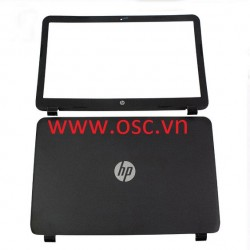 Thay vỏ laptop HP 250 255 G3 15-G 15-H 15-R LCD Back Rear Cover Lid Matte & Bezel giá theo mặt