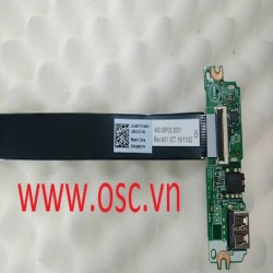 Vỉ usb laptop Dell Vostro 3476 3478 3576 3578 I/O USB Audio Card Reader Board with Cable