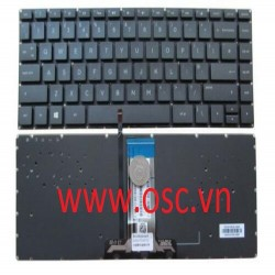 Bàn phím laptop HP Pavilion 14 AL 14-AB000 14-AB057CA 14-AB154CA 14-AB166US Keyboard US Backlit