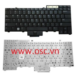 Bàn phím laptop Dell Latitude E6400 E6410 E6500 Precision M2400 M2500 Keyboard US