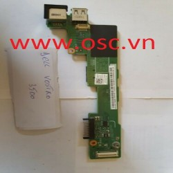 Bo nguồn laptop Dell Vostro 3500 V3500 Laptop Power Charger Board USB LAN