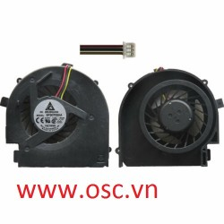 Quạt laptop Fan Cooler Dell Inspiron 14R N4110 N4120 Fan 13R N3010 Cooler