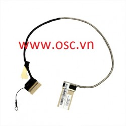 Cáp màn hình laptop Toshiba Satellite P50 P55 1422-01EF000 30pin LED LCD Screen LVDS VIDEO Cable