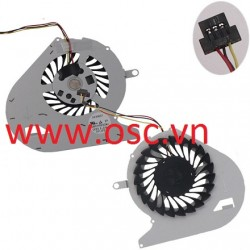Quạt laptop Sony For SONY VAIO SVF14N SVF14N23 SVF14N25CXB Cooling Fan