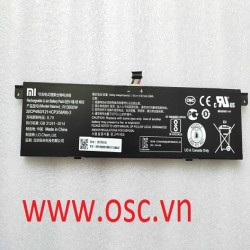 "Pin laptop R13B02W - New Genuine 39Wh Battery for Xiaomi Mi Air 13.3"" Series Laptop R13B01W"