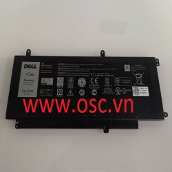 Pin laptop DELL Inspiron 15 7547 | 15 7548 43Wh 4-Cell Primary Battery YGR2V D2VF9