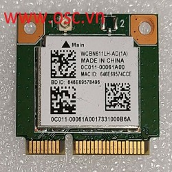 Thay cạc wifi ASUS X541 E402S WiFi Wireless Card, WCBN611LH-AD(1A)