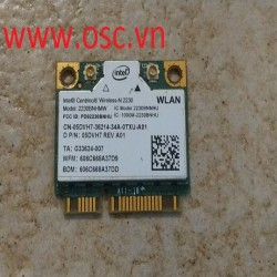 Thay cạc wifi Original Dell Inspiron 1520 Wlan Wifi Card 0pc193