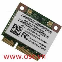 Cạc wifi laptop Atheors AR9285 AR5B95 Wireless WiFi Card IBM Lenovo E46 Y560 V360 Z470 Y460 G460