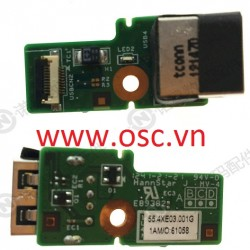 Vỉ usb laptop USB Board For Lenovo Ideapad V480 B480 B490 M490 M495 90000726