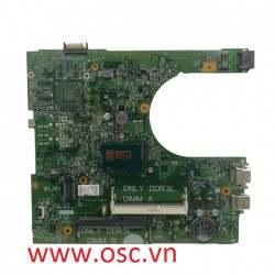Main laptop DELL INSPIRON 3558 3458 14216-1 PWB: 1XVKN Mainboard REV: A00 cpu on i3