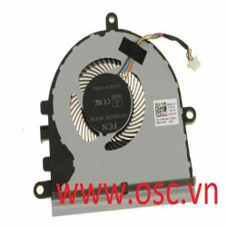Quạt laptop CPU Cooling FAN for DELL Inspiron 3583 15 5570 5575 I5575 P75F Vostro 15 3583 3584