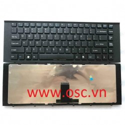 Thay bàn phím US English Keyboard for SONY EG VAIO VPCEG Series Computer Laptop