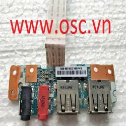 Vỉ USB laptop Sony Vaio SVE14 SVE14AE11W SVE14A27CAS USB Audio Board CNX-474 & Cable