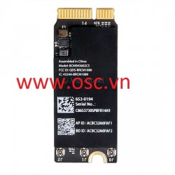 Thay Wifi Retina Macbook Pro A1425 A1502 A1398 WiFi Bluetooth 4.0 AirPort Card BCM943602CS