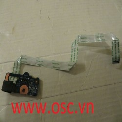 Thay Vỉ mở nguồn laptop HP 350 G1 350 G2 Power Button Board & Cable