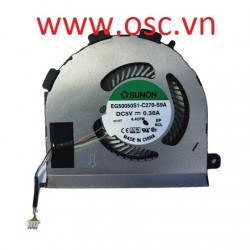 Quạt tản nhiệt Dell Latitude 5450 E5450 GM CPU Cooling Fan Cooler EG50050S1-C270-S9A 1PR3V FAN