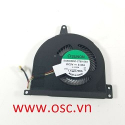 Thay Quạt Laptop CPU Cooling Fan For DELL Latitude 14 5470 E5470 DFS2000050F0T 0XGYJW XGYJW