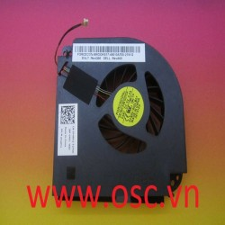 Thay quạt tản nhiệt laptop CPU Cooling Fan For Dell Precision M6400 M6500 M6600