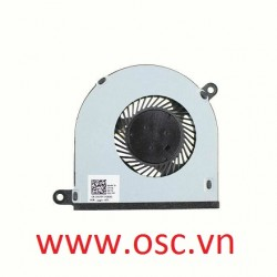 Thay Quạt laptop Dell Inspiron 15 5368 5568 7579 7368 7569 P58F Laptop Cooling Fan 031TPT