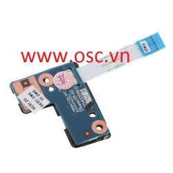Vỉ mở nguồn laptop Power Switch Board ON OFF Button for HP 2000 1000 450 6050A2493201