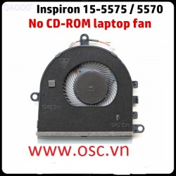 Thay quạt laptop FAN for DELL Inspiron 15 5570 5575 5593 I5575 P75F Vostro 15 3583 3584