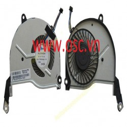 Thay quạt laptop HP 15-N 14-N 15-F  14 N 15 N F 15-F001XX, 15-F003DX series Laptop CPU Cooling Fan
